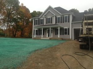 CT Hydroseeding Project 2