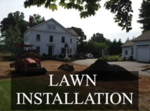 CT Lawn Installation Services